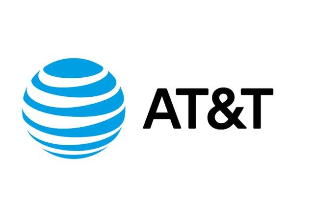 Logo AT&T.