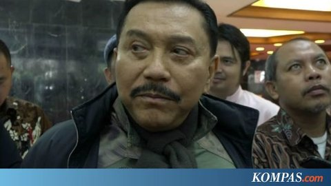 Hendropriyono Usul Presiden Kembali Dipilih MPR