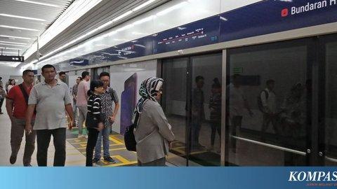 MRT Fase II Dibangun Maret 2020, Ada Terowongan Bertingkat dan Stasiun 4 Lantai di Bawah Tanah