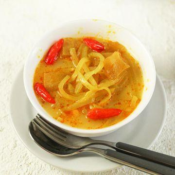 Resep Sayur Labu Siam Kuning Pedas Untuk Teman Hari Raya Endeus Tv