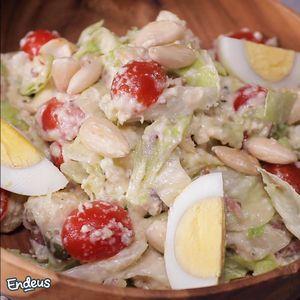 Caesar Salak Salad