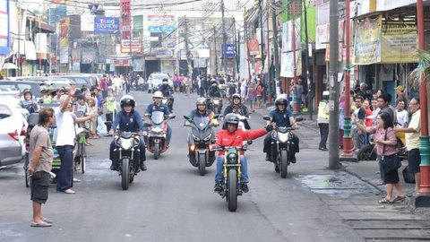 Jokowi Tak Nyalakan Lampu Motor Disoal di MK, Polri: Dia Orang Nomor Satu