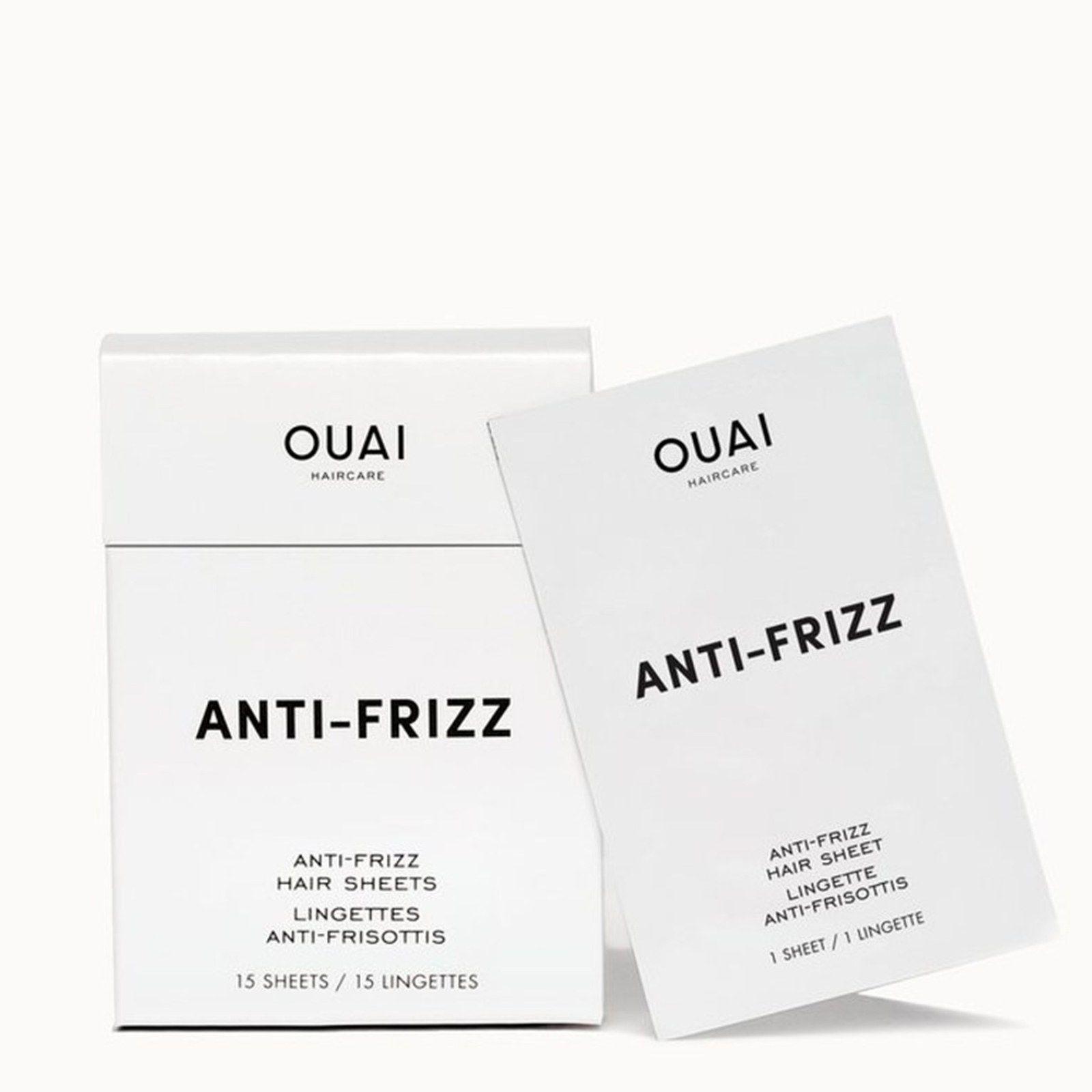Ouai selalu punya produk rambut yang unik! Anti-Frizz Hair Sheets yang  dikemas seperti rokok ini diciptakan khusus untuk Anda yang memiliki  mobilitas tinggi ... 7ed1a0187b