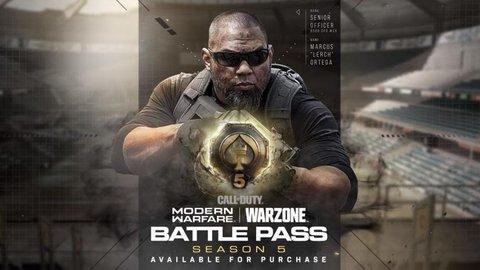 Call Of Duty Warzone Season 5 Battle Pass Trailer Shows New Guns Free Stuff And An Attack Bird Kurio