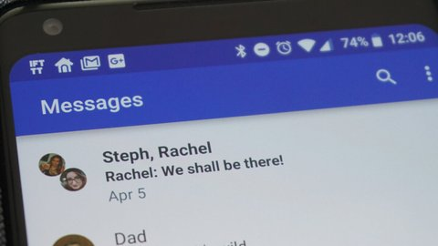 Googles Rcs Chat For Android Is The Messaging Service We