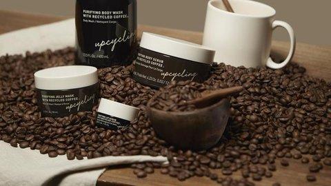 Coffee Upcycling, Koleksi Skincare Unik untuk Mengurangi Limbah Kopi