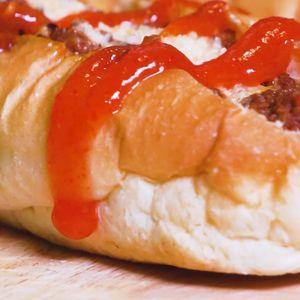 Hotdog Lasagna
