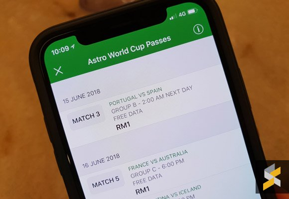 2018 World Cup The Best Way To Watch Live Matches In Malaysia Kurio
