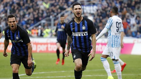 Belum Sepekan, Latihan Inter Milan Ala Conte Sudah Makan Korban