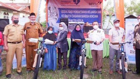 Sosialisasi Pendataan Keluarga di Kecamatan Kota Siantar, BKKBN Sumut Edukasi Masyarakat tentang Stunting
