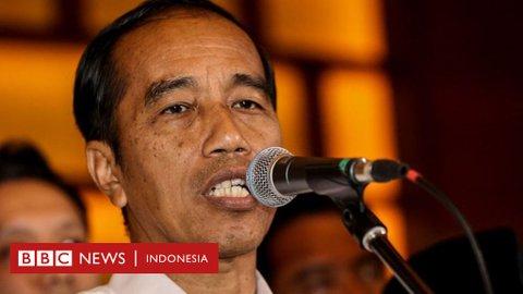 Komposisi kabinet Jokowi 2019-2024 cermin 'pelanggengan' politik balas budi?