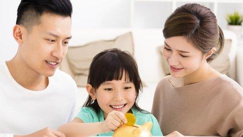 Mau Anakmu Tajir Melintir? Ini 7 Cara untuk Mengajarinya Agar Melek Keuangan