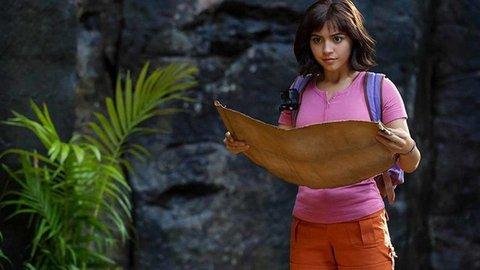 Dora and the Lost City of Gold: Parodi Kocak yang Kadang Kejam