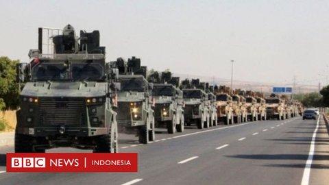 Erdogan: Pasukan Turki lancarkan serangan di Suriah untuk dirikan 'zona aman'