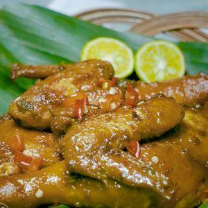 Ayam Bakar Cabai Tumbuk