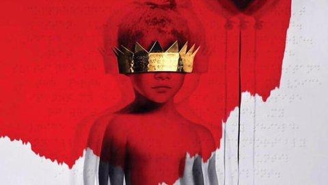 Akhirnya, Album ANTI Rihanna Resmi Dirilis