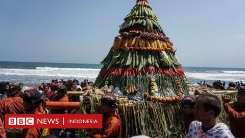 Indonesia rawan gempa dan tsunami: Kisah Nyi Roro Kidul hingga syair kuno memuat pesan 'siaga bencana' dari masa lalu