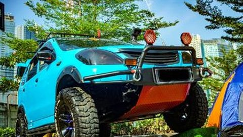 42 Koleksi Modifikasi Mobil Xenia Lama Terbaik