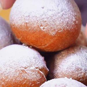 Donut Mini Isi Selai
