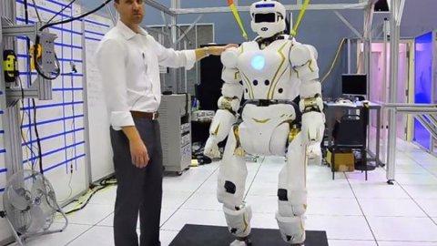 NASA siapkan robot Valkyrie untuk jelajahi Mars