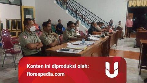 DPRD Flotim Soroti Biaya Pembelian HP dan Biaya Internet di Posko COVID-19