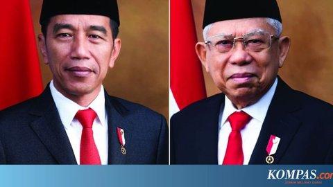 Kantor Wali Kota Jakbar Baru Pasang Foto Jokowi dan Ma'aruf Amin pada Awal November
