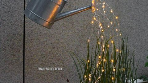 Cool Diy Outdoor Lighting Project That