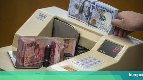 Breakingnews: Dolar AS Tembus Rp 16.000