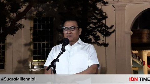 Ikut Dipanggil ke Istana, Moeldoko Siap Bantu Jokowi Lagi di Kabinet