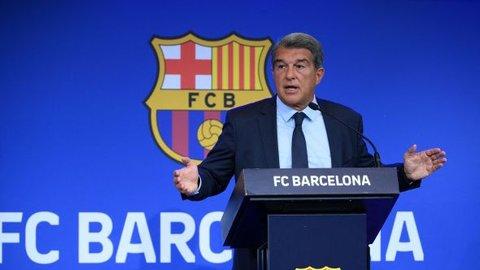 Pascakekalahan dari Bayern, Laporta Minta Pendukung Barcelona Bersabar
