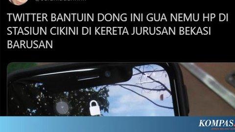 Viral Mahasiswi Temukan iPhone X dan Dikembalikan ke Pemiliknya, Ini Kisahnya...