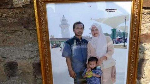 Korban Selamat Pembunuhan di Serang Sebut Pelaku 2 Orang Pakai Topeng