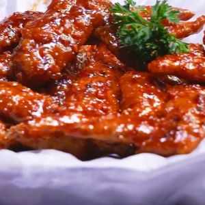 Chicken Wings Kriuk Pedas