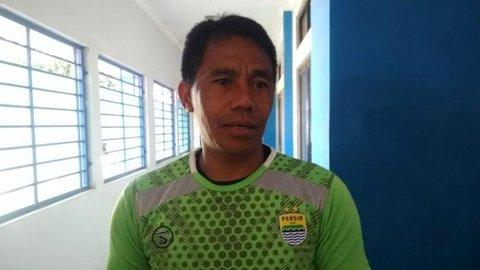 Budiman Tertantang Menggantikan Liestiadi Jadi Pelatih Bandung United