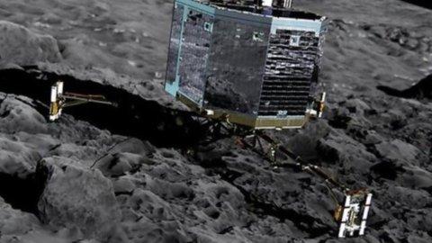 Upaya Terakhir 'Bangunkan' Robot Philae di Komet 67P