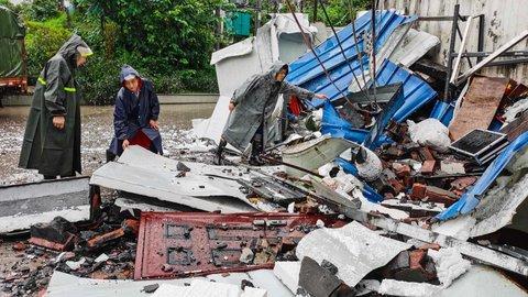 Gempa Bumi Magnitudo 6 Guncang Sichuan, 3 Orang Tewas