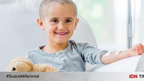 7 Jenis Kanker yang Paling Sering Terjadi pada Anak-anak, Apa Sajakah?