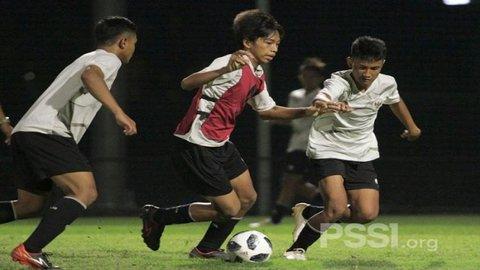 Bima Sakti Melakukan Seleksi Tahap Kedua Untuk Timnas U-16