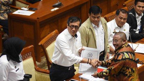 DPR diduga akan permudah pembebasan bersyarat bagi koruptor