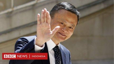 Jack Ma: Alibaba memulai babak baru setelah hengkangnya sang pendiri