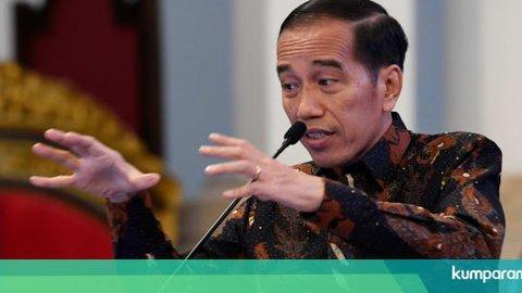 KPK soal Pidato Jokowi: Kalau Korupsi Terjadi, Penegakan Hukum Jalan