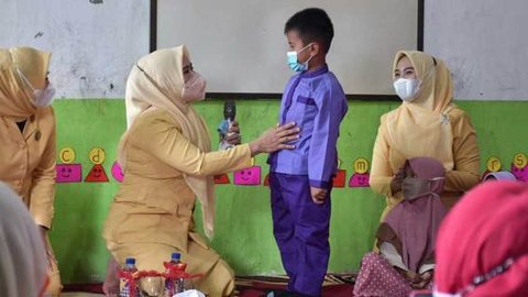 GOPTKI Sergai Gelar Monitoring, Peduli Kualitas Pendidikan Anak Usia Dini