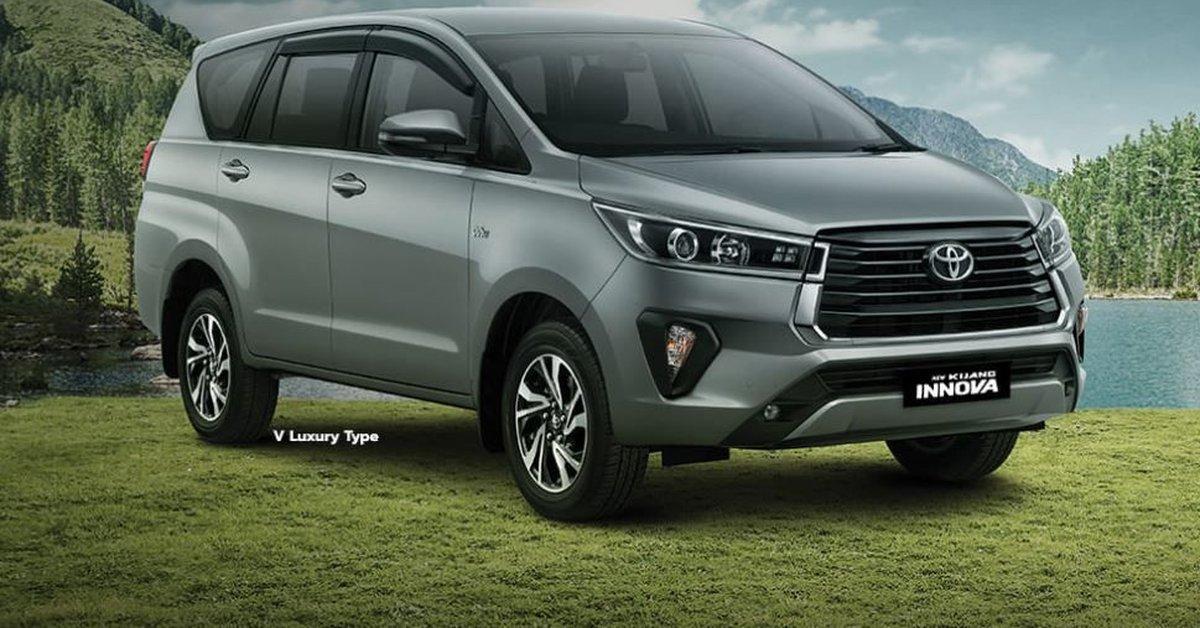 Harga Toyota New Kijang Innova Naik per Januari 2021 ...
