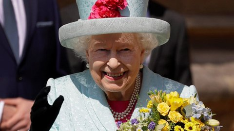 Ratu Elizabeth Sampaikan Pidato Khusus Terkait Virus Corona