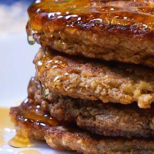 Pancake Sehat Oatmeal