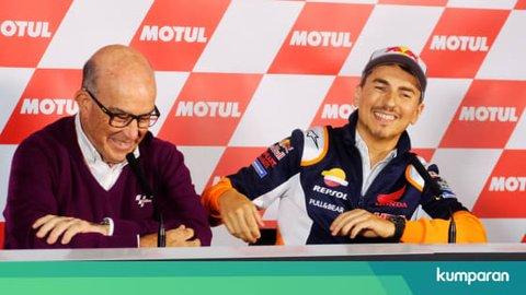 Resmi Pensiun, Ini Catatan Jorge Lorenzo di MotoGP