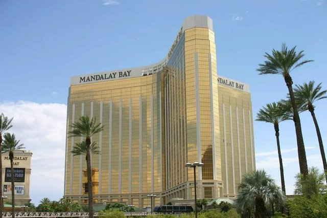 Barbekyu di Mandalay Bay. (The Richest)
