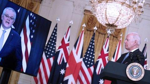 Australia akan Mendapatkan Teknologi Kapal Selam Nuklir dari AS