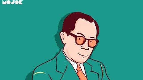 Ulang Tahun Om Kacamata Mohammad Hatta dari Banda Neira