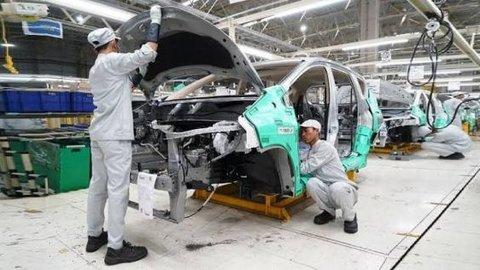 Kemenperin Dorong Pelaku Otomotif Nasional Transformasi ke Industri 4.0
